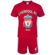Liverpool FC Mens Short Pyjamas Red was £19.99 now £12.99 Del. (Sold by Football Shop Online) @ Tesco Direct