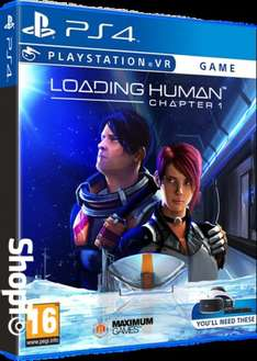Loading Human PSVR £26.86 @ shop_to PREORDER 13.10.2016