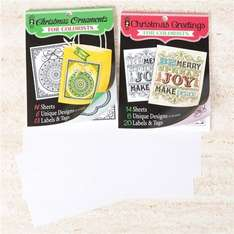Pack Of 2 Hot Of The Press Christmas Collection Colouring Kits was £5.99 now £2.99 + 3 for 2 + £1 P&P (3 for £6.97 Del) @ Create & Craft