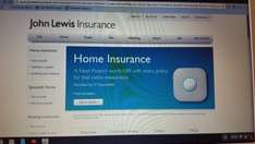 Free Nest Protect worth £89 with every new John Lewis home insurance policy plus poss 20% off plus quidco cashback