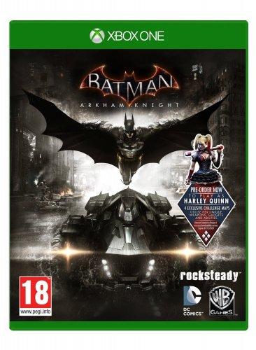 [Xbox One] Batman: Arkham Knight-As New (Boomerang Rentals Via Amazon)