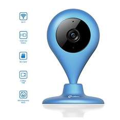 Blue Home Security Camera -  Wireless 2-Way Audio & Motion Detection £19.99 prime / £23.98 non prime Sold by miSafes EUstore and Fulfilled by Amazon