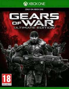 Gears of War: Ultimate Edition [Xbox One] @ Tesco Direct