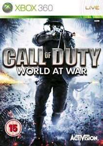 call of duty: world at war (now backwards compatible) via eBay £7.69 @  World of Books Ltd