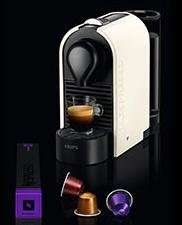Nespresso U machine £39 when buying 400 capsules (£116.00) with Amex - Total deal price £155.00