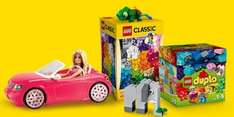 50% off of selected toys at Tesco direct