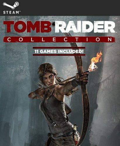 TOMB RAIDER COLLECTION [PC DOWNLOAD] £11.99 @ Square Enix