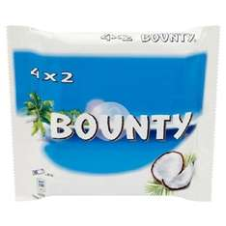 Bounty-milk-chocolate-4-x-57g_ £1 @ Poundland