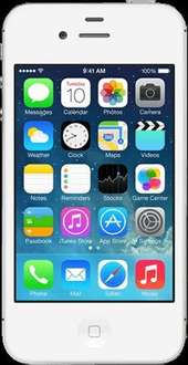 Like New (Perfect) White iPhone 4s 8GB £69.99 from O2