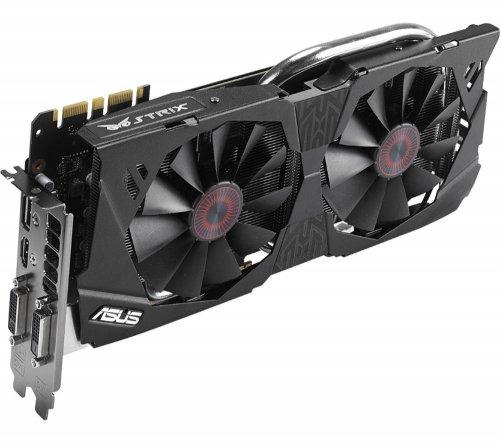 ASUS STRIX GeForce GTX 970 Graphics Card NVIDIA £172 Currys/eBay