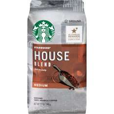 Online and Instore-Tesco - Starbucks bags of coffee reduced from £3.50 to £2.50 plus free latte at Starbucks