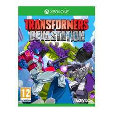 [Xbox One] Transformers Devastation - £6.95 - TheGameCollection