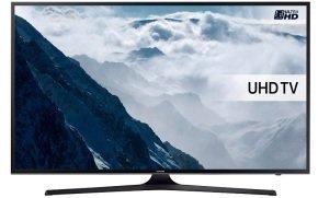 "Samsung 50"" KU6000 UHD 4K Smart TV, HDR, 3x HDMI, 2x USB, Freeview HD, Wi-Fi - £539.99 delivered @ eBuyer"