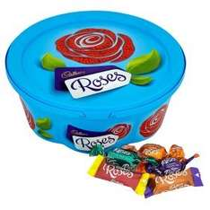 Sweet chocolate deals - Cadbury Heroes, Roses & Nestle Quality Street tub at Asda for £4