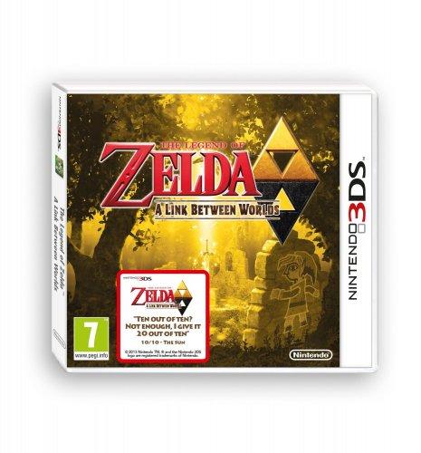 The Legend of Zelda: A Link Between World's - Original Cover (Nintendo 3DS) - £14.99 @ Base