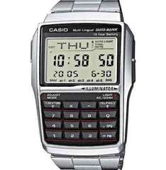 Casio Databank Watch £17.57 prime / £21.56 non prime - Sold by C-PLACE and Fulfilled by Amazon