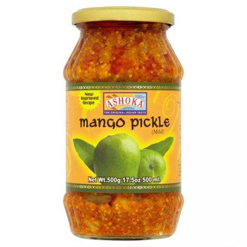 Ashoka Mango / Mixed Pickle 500G £1 @ Tesco