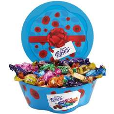Cadburys Roses 729g tin £12.45  with poss 100% cash back from TopCashback @ Cadbury gifts direct