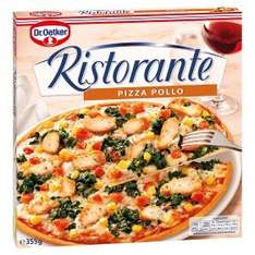 Dr Oetker pizzas at Asda for £1.25