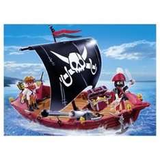 Playmobil pirates boat only £12.50 at Tesco