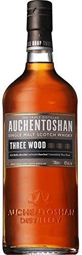 Auchentoshan Three Wood Malt Whisky 70 cl £37.26 Amazon