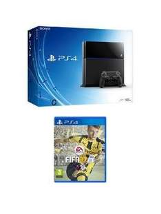 PS4 FOR £128! (possible 120 through TCB) promo code: KH3T3 at Very