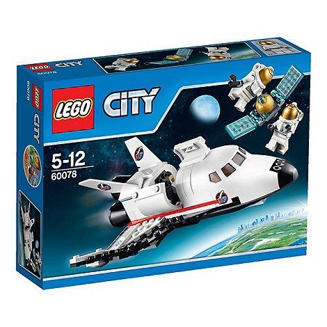 lego utility shuttle £5.40 +£2 c+c debenhams
