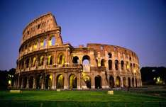 Return Flights London Stansted to Rome £40.00 @ Fly.com