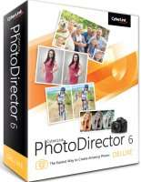 CyberLink PhotoDirector 6 Deluxe 24Hrs Only