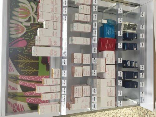 TESCO Lakeside - CLARINS Half Price SALE