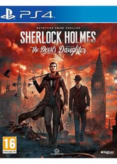 Sherlock Holmes: The Devil's Daughter (PS4) £20.99 @ Base.com