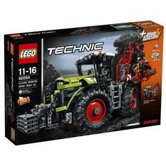 Upto 30% Off Toys (inc Lego) PLUS 20% Off £50 Spend on Toys at Asda George ie LEGO Technic CLAAS XERION 5000 TRAC VC (42054) now £71.98 / LEGO Technic Bucket Wheel Excavator (42055) £119.98 / Lego Millenium Falcon £76