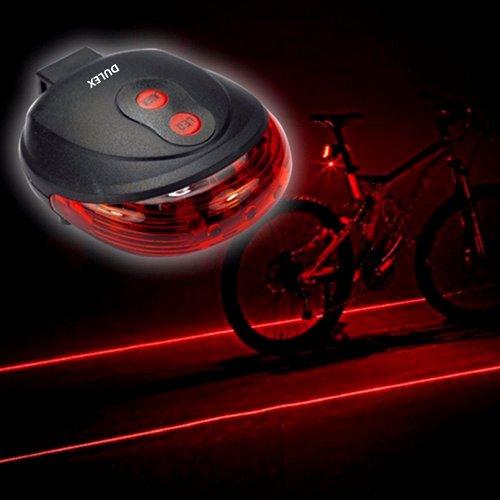 Rear laser bike light £1 @ Poundland