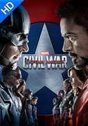 Wuaki TV EE Film Club Captain America: Civil War £1 + 35p text - EE Customers only