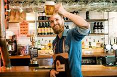 Free Pilsner Urquell beer at Manchester Smokehouse and Grill5 October 12pm