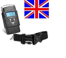 Portable Handheld Digital Luggage Scales delivered for only £2.90! ezi_tech / Ebay