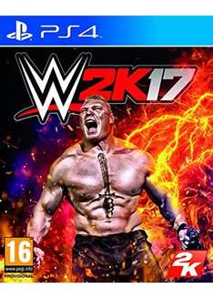 WWE 2K17 PS4/Xb1 Pre-Order £39.69 @ Base