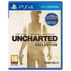 Uncharted Collection (PS4) £19.98 - Laptops Direct