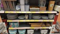 Morrisons housewares sale items started at 25p