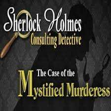 Sherlock Holmes Consulting Detective: The Case of the Mystified Murderess / Mummy's Curse / Tin Soldier 49p Each @ Steam (Collection 99p)