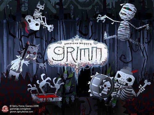 Grimm, Episode One - free Steam Game.