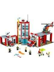 LEGO City - Fire Station - 60110 ££43.98 @ Asda