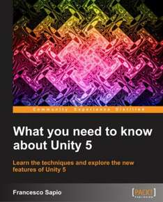 Unity 5 book on Packt (not a daily!)