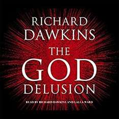 The God Delusion AudioBook written and narrated by Richard Dawkins, £1.99 Deal of the Day at Audible/Amazon
