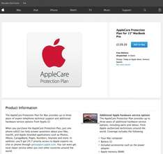 AppleCare Protection Plan For All Macs inc Macbook Pro 50% OFF with UNIDAYS STUDENT DISCOUNT