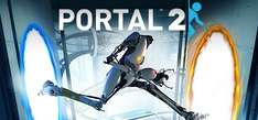 Portal 2 £3.74 or £2.80 if you own Portal 1 @ steam
