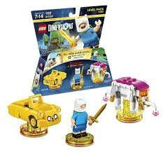 Lego dimensions buy 2 get 3rd free on the new wave of Lego Dimension Level & Team Packs @ Toys R Us