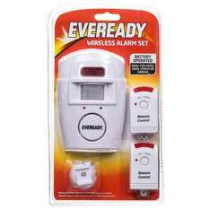Eveready Shed / Garage security - £1 @ B&M