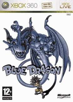 Blue Dragon (pre-owned) - Xbox 360 - £4.99 Delivered - Game.co.uk