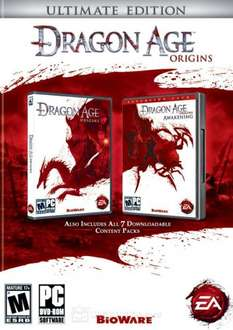Dragon Age Origins Ultimate Edition PC - £2.50 @ Game.co.uk